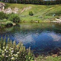 Голубое озеро :: Татьяна Губина