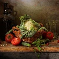 Цветная капуста и другие овощи :: Татьяна Карачкова