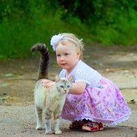 дети :: Алёна Горбылёва