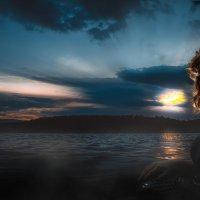 Девушка на берегу :: Владимир Хижко