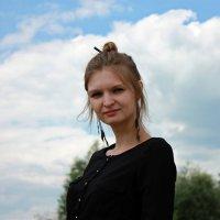 Портрет девушки :: Илга Гондарева