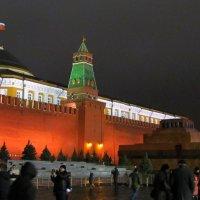 Красная площадь :: Владимир А. Украинский