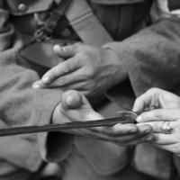 Клинок булатный руку удлиняет :: Ирина Данилова
