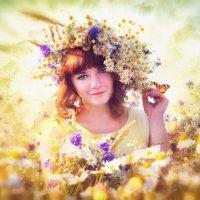 Даруя солнце свет :: Максим Минаков
