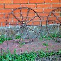 Старое колесо :: Виктория Власова