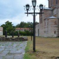 Храм 10 века....    Пицунда :: серж