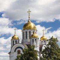 Церковь в Самаре :: Aleksey Donskov