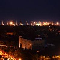 ночной город :: Светлана Генова