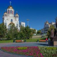 Золотые купола :: vladimir Bormotov