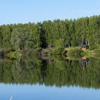 Озеро :: saratin sergey