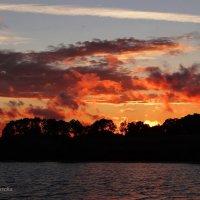 Пожар небес.. :: Антонина Гугаева