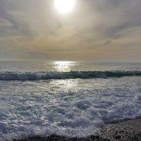 И волны вечности о берег бьются мой... :: Ирина Нафаня