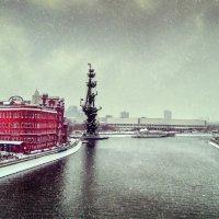 Снег кружится... :: Катерина L.A.