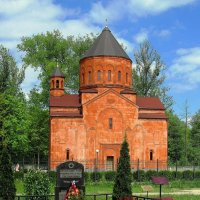 Армянская церковь :: Сергей Карачин