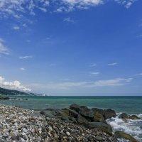 Цвет морской волны :: sorovey Sol