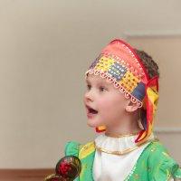 Русское народное. Маленькая звездочка:) :: Дарья Казбанова
