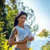 Райский остров :: Nina Zhafirova