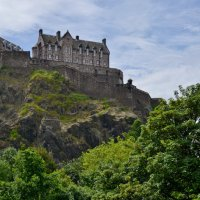 Edinburgh Castle :: Uno Bica