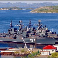Североморский пейзаж :: Кай-8 (Ярослав) Забелин