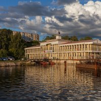 Закат :: Максим Баранцев