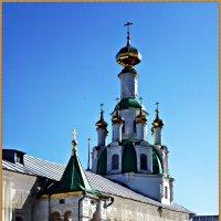 Спасский храм. :: Владимир Валов