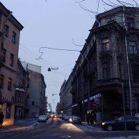 Любимый Петербург :: Марина Мурашова