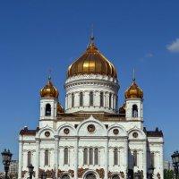 Храм Христа Спасителя :: Ольга