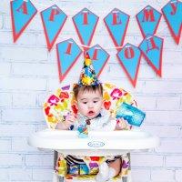 Первый день рождения :: Ирина Кузнецова