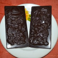 Фигурный шоколад :: Мария Соколова