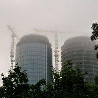 Туман над городом :: Айвар Поппель