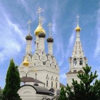 Православный храм :: Сергей Карачин