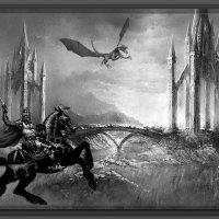 Чёрный рыцарь :: Юлия Z