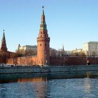 Вокруг Московского Кремля :: Галина