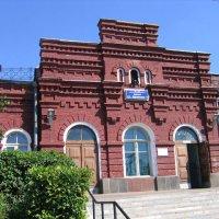 Вокзал-Арзамас1 :: Сергей Барашков