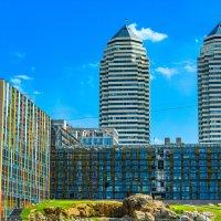 Башни близнецы - Днепропетровск! :: Антон Таран