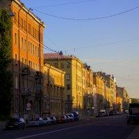 Утро в Санкт-Петербурге :: Макс Биккулов