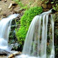 водопад :: валерия