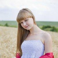 Одна в поле :: Elena Vershinina