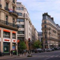 Улицы Парижа :: Михаил Сбойчаков