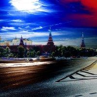 Москва. :: Татьяна Бакулина