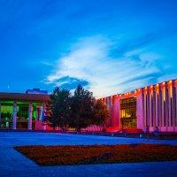 Административно-офисное здание :: Даурен Ибагулов
