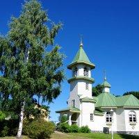 Храм Святого Николая Чудотворца :: Валерий Новиков
