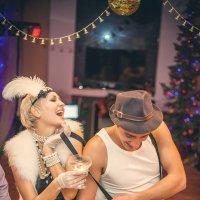 Вечеринка в стиле 30х годов :: Анна Вакина
