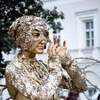Золотая стрекоза... :: Александр Рамус