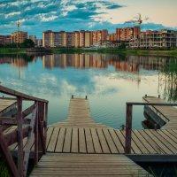 Парк семейного отдыха. :: Игорь Дутов