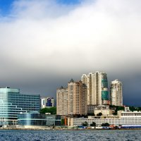 морской фасад города :: Ingwar