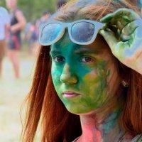 Праздник красок. :: Геннадий Оробей