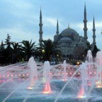 Голубая мечеть :: Маргарита