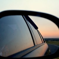 закат в пути :: Румянушка @