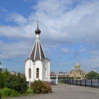 Два храма. :: Константин Иванов